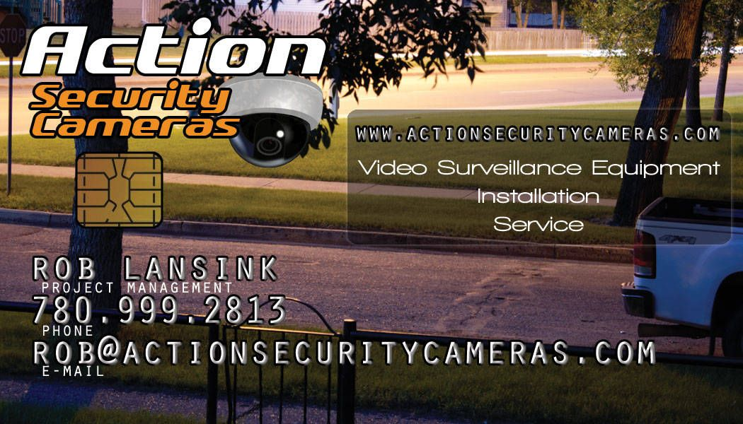 Action Security Cameras – Providing security cameras and ...